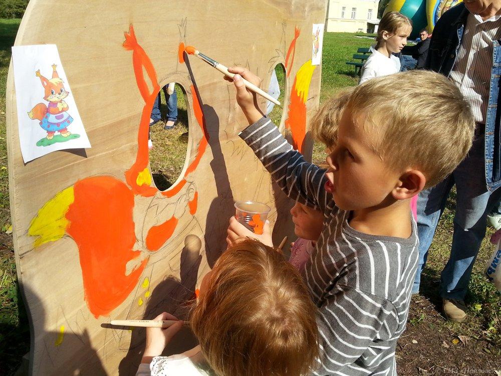 Семейный эко-фестиваль «Павловская белка» 2017