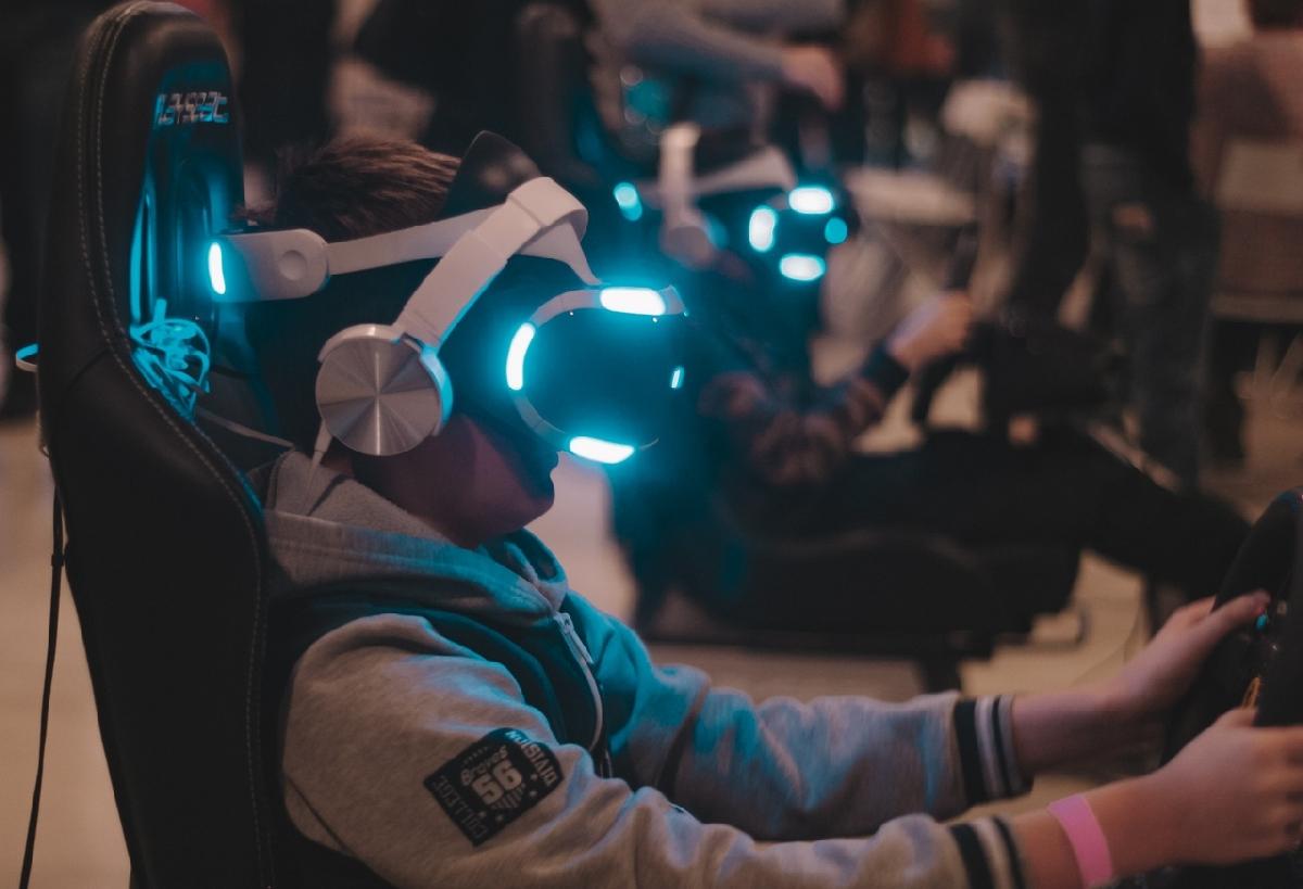 Фестиваль «Виртуальной реальности итехнологий «KOD» осень 2021