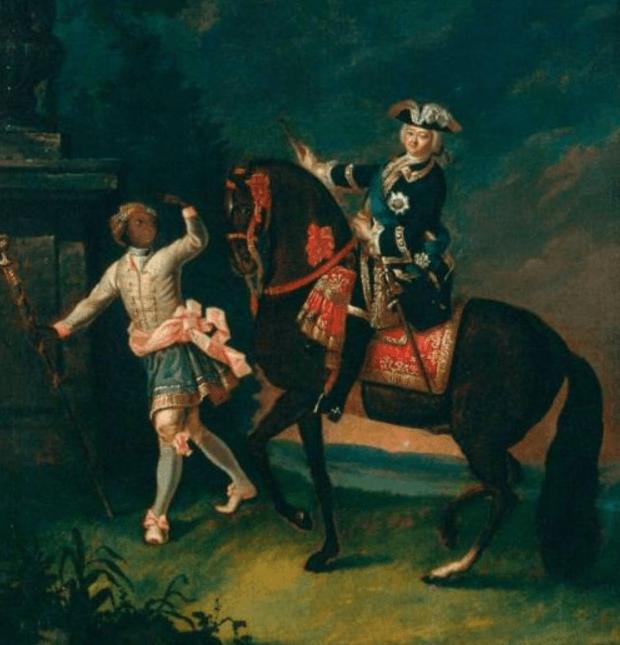 Выставка «Георг Христоф Гроот иЕлизаветинское время»