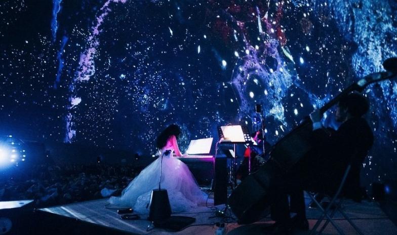 Концерт «Опера вПланетарии»