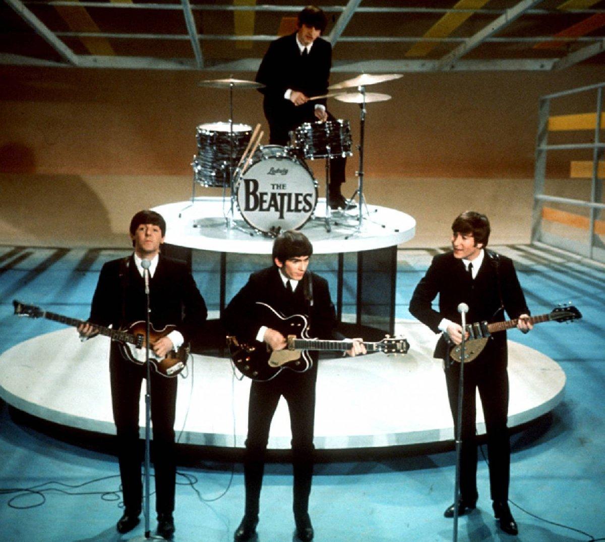 Музыка «The Beatles» 2018