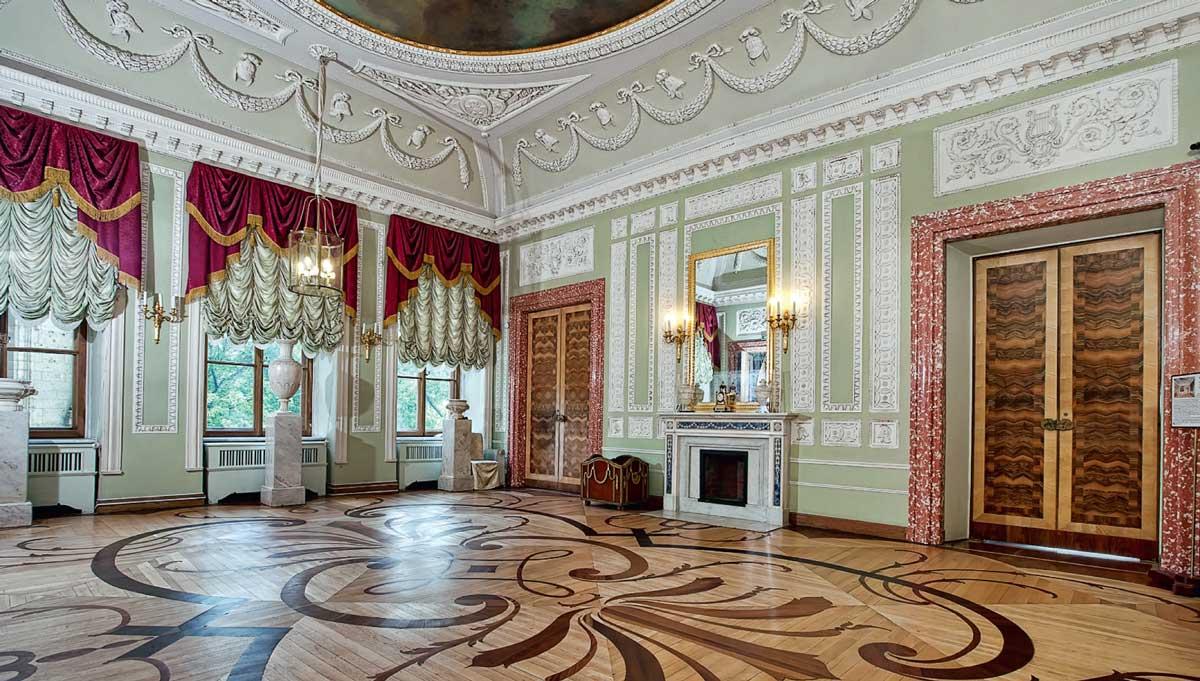 Экскурсия «Дворец трех архитекторов»