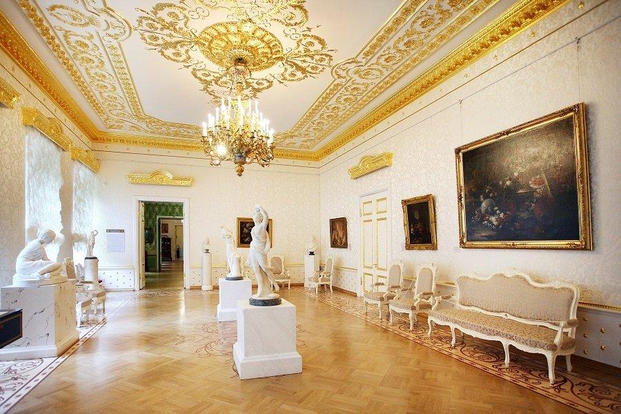 Шереметевский дворец— Музей музыки