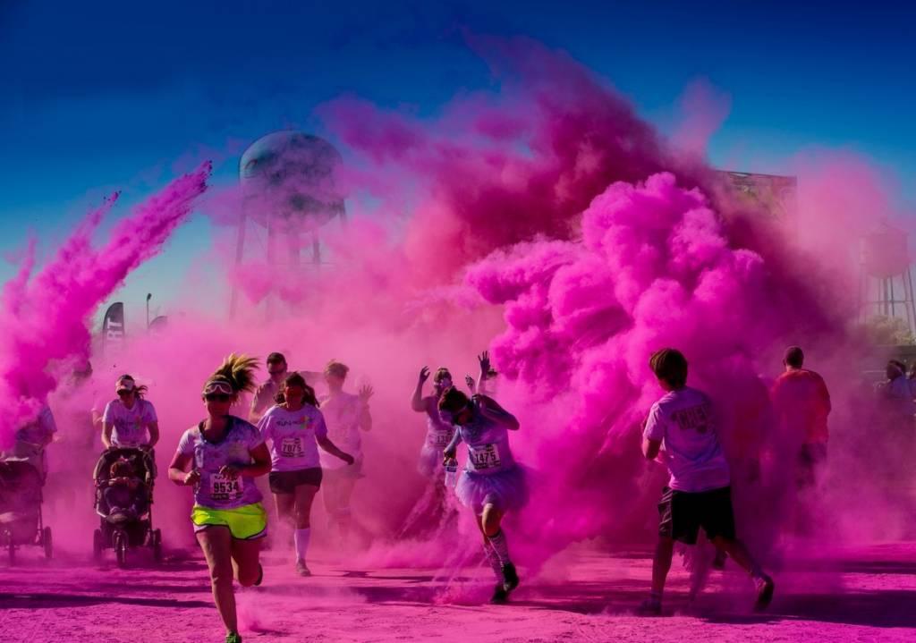 Красочный забег ColorsGO 2019