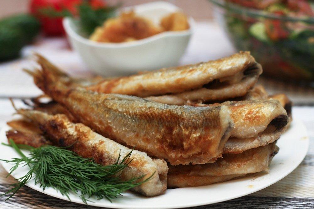 Рыбный Weekend вТК «Долгоозерный»
