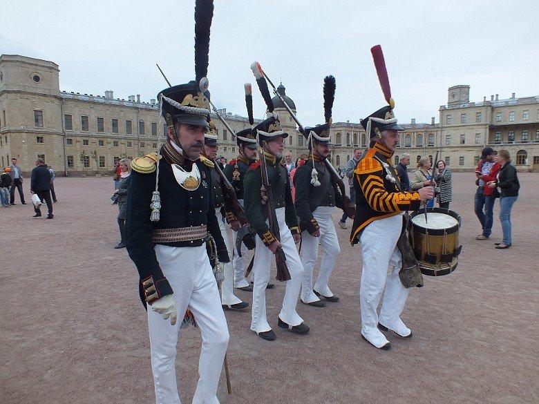 Праздничные мероприятия вМузее-заповеднике «Гатчина»