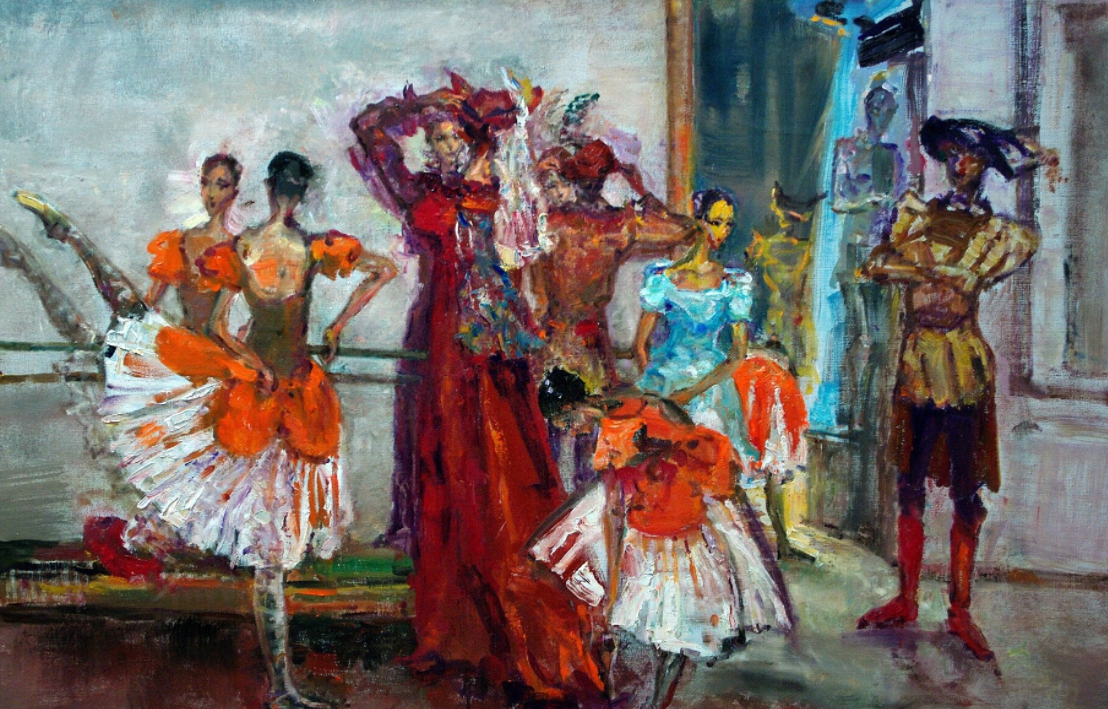 Выставка «Мелодия души»