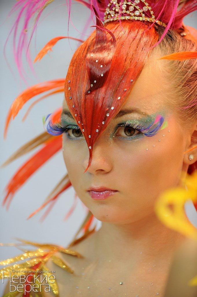 Фестиваль красоты «Невские Берега» сентябрь 2017