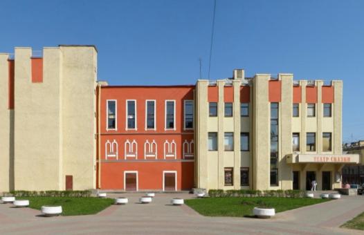 «Кукольный театр Сказки» уМосковских ворот