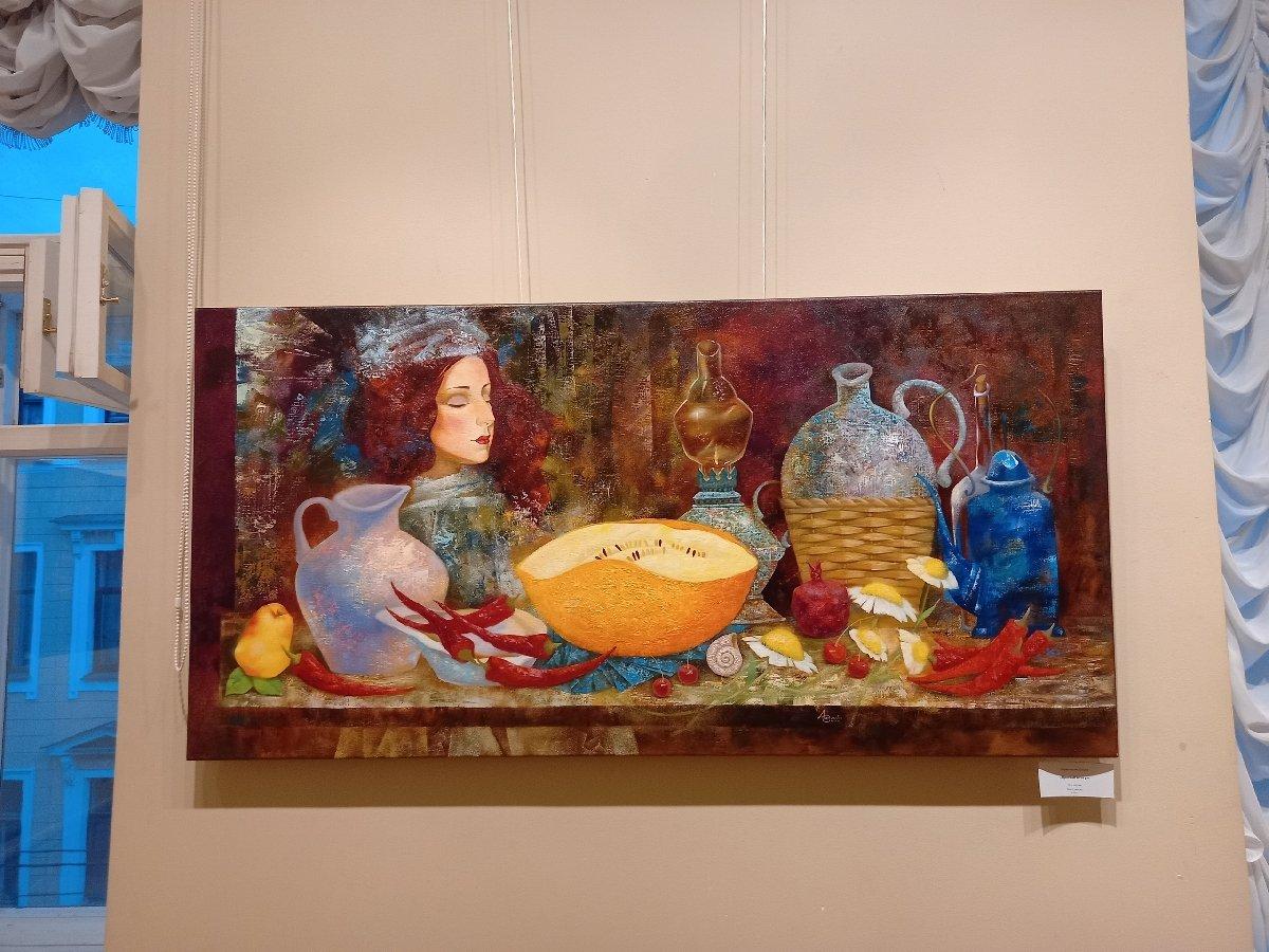 Выставка «Криптограмма натюрморта»