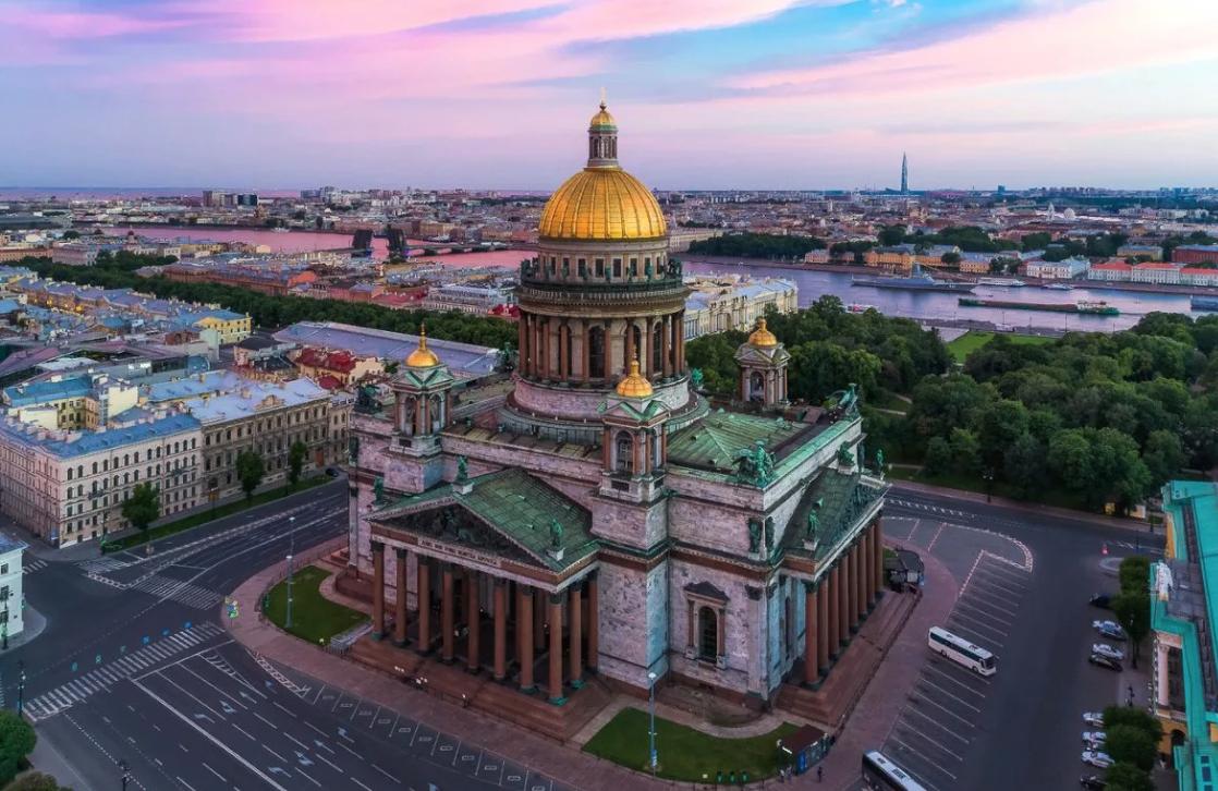 Виртуальная экскурсия поИсаакиевскому собору