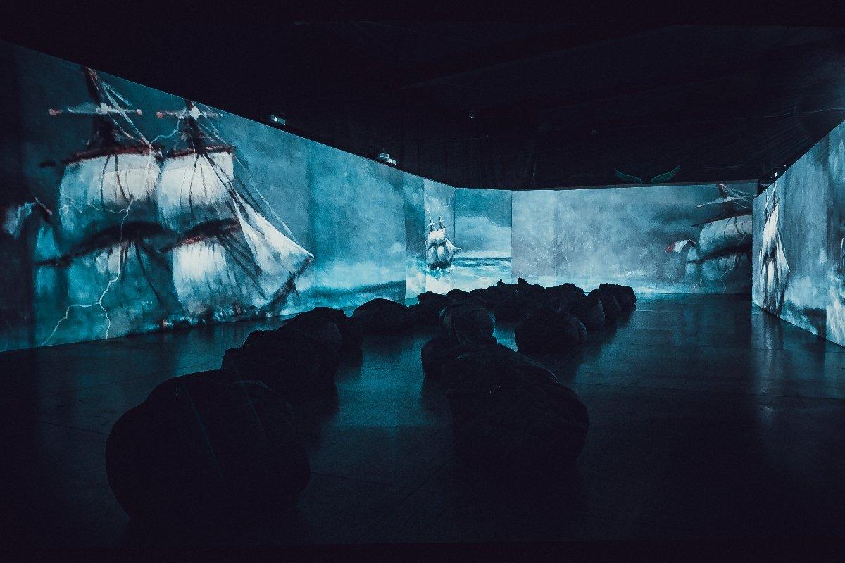 Мультимедийная выставка «Айвазовский иРерих— ожившие полотна»