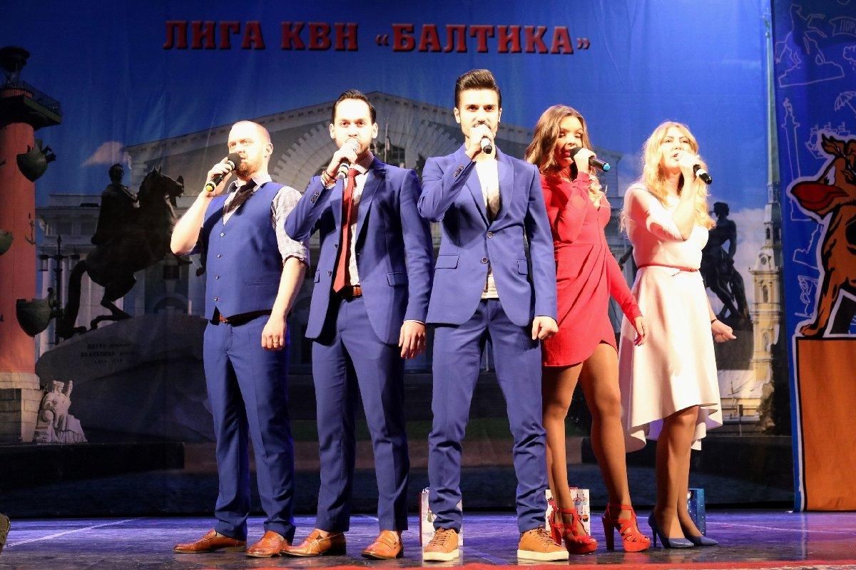 Межрегиональная лига «Балтика» МСКВН