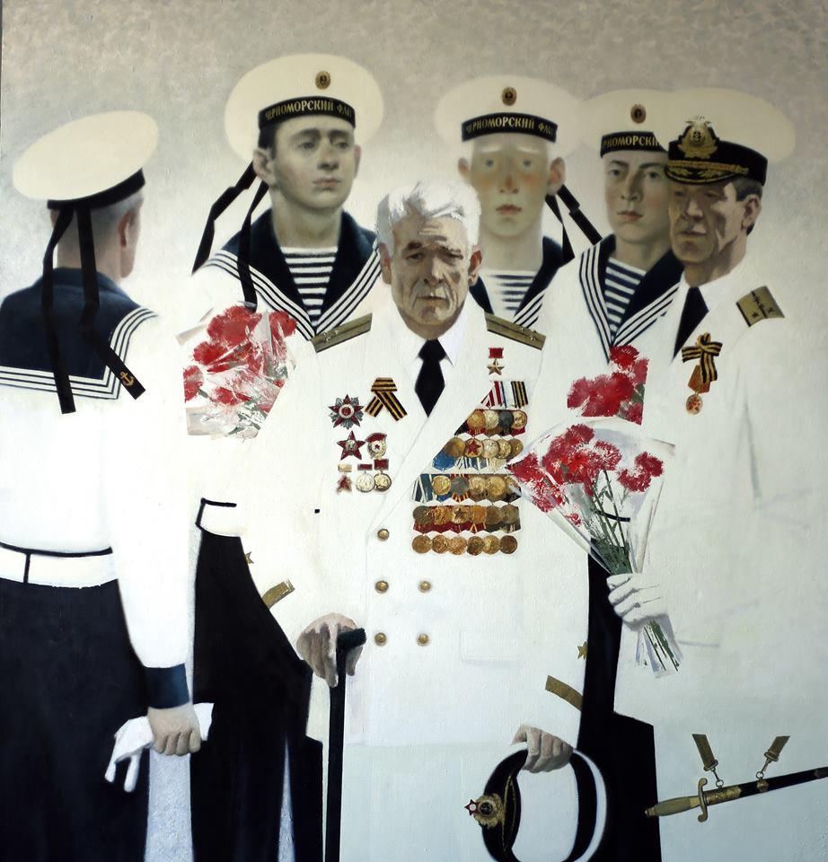 Выставка «Вечный бой»