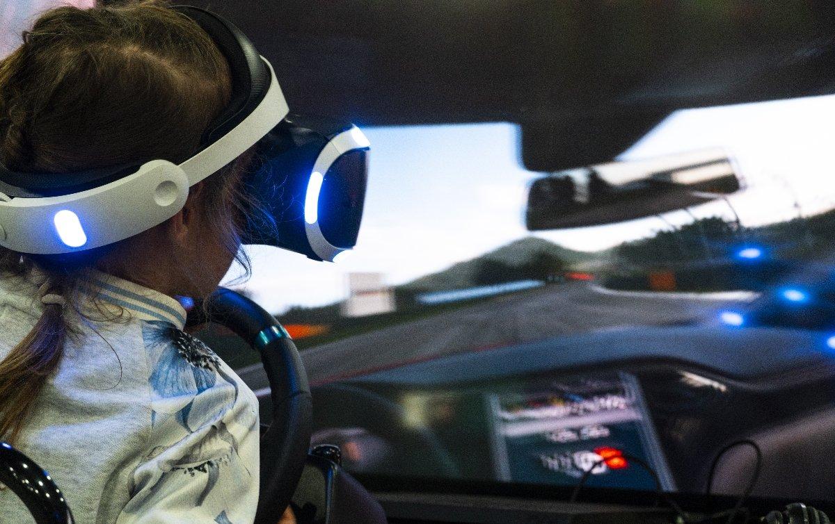 Выставка «Виртуальной Реальности KOD» вСевкабель Порт 2020
