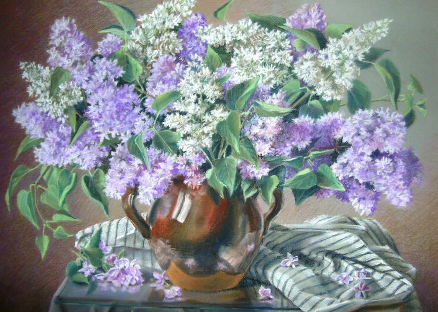 Выставка «Волшебный мир цветов»