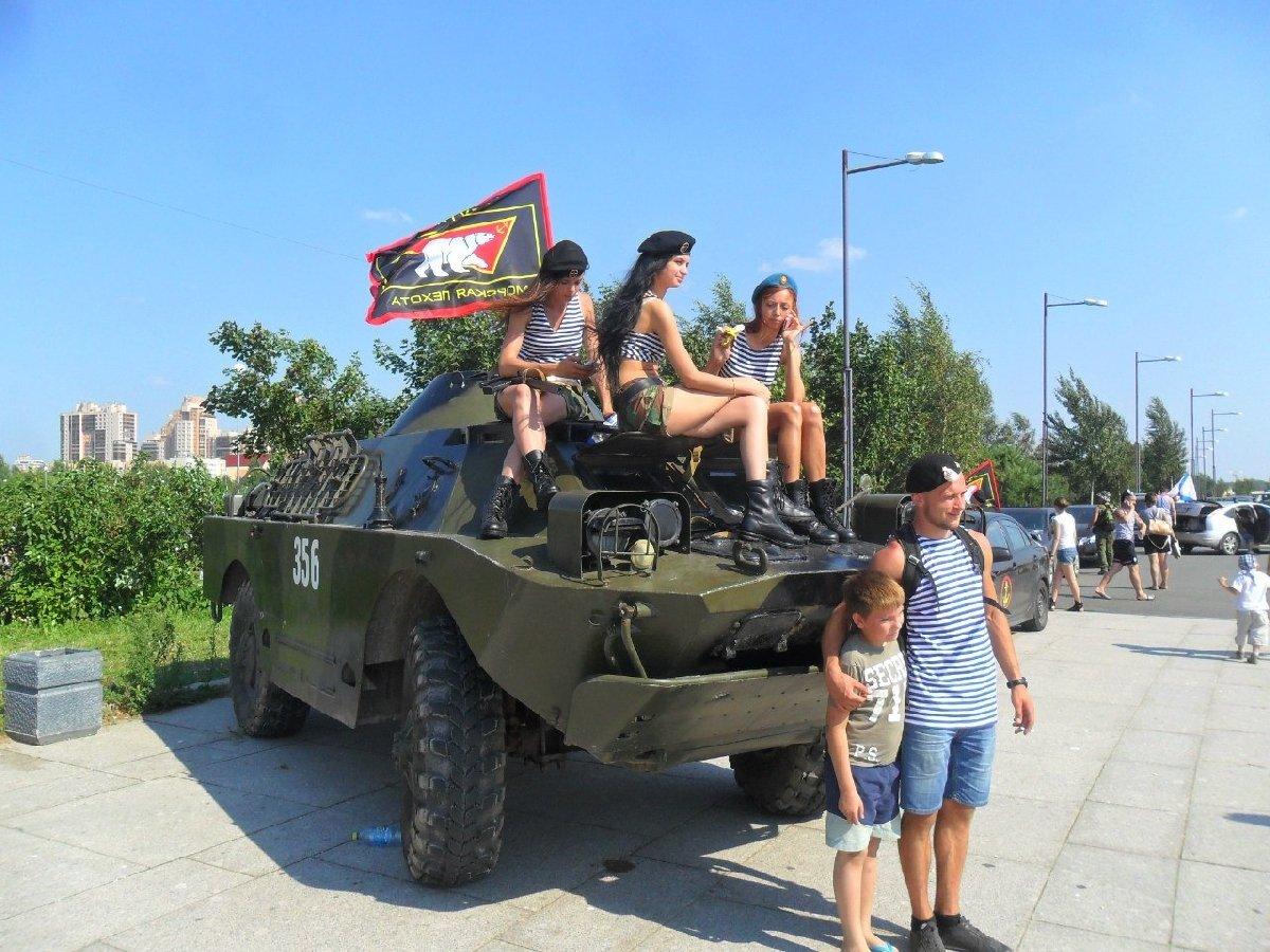 Военно-исторический фестиваль «Морские дьяволы» 2018