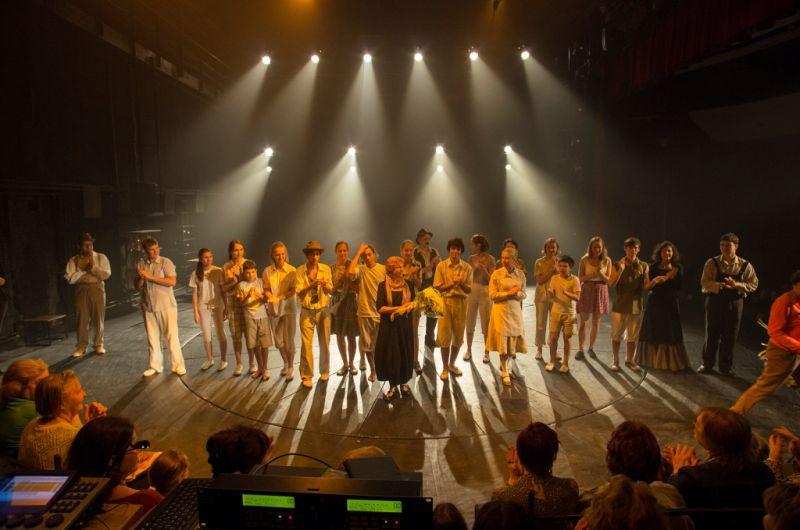 Фестиваль-конкурс любительских театров «Невские театральные встречи» 2018