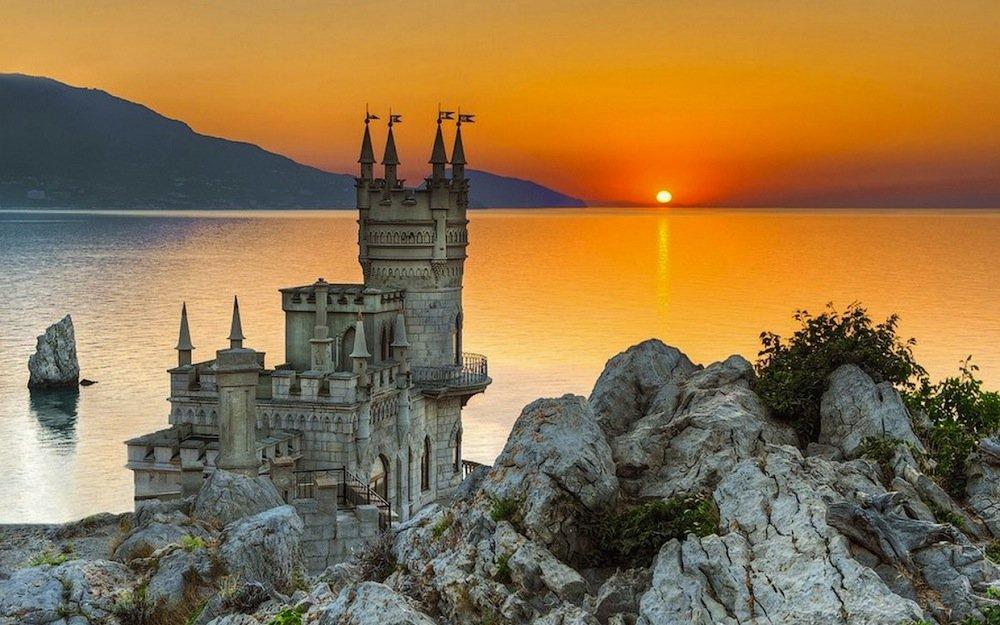 Выставка «Крым— Россия. Прошлое инастоящее»