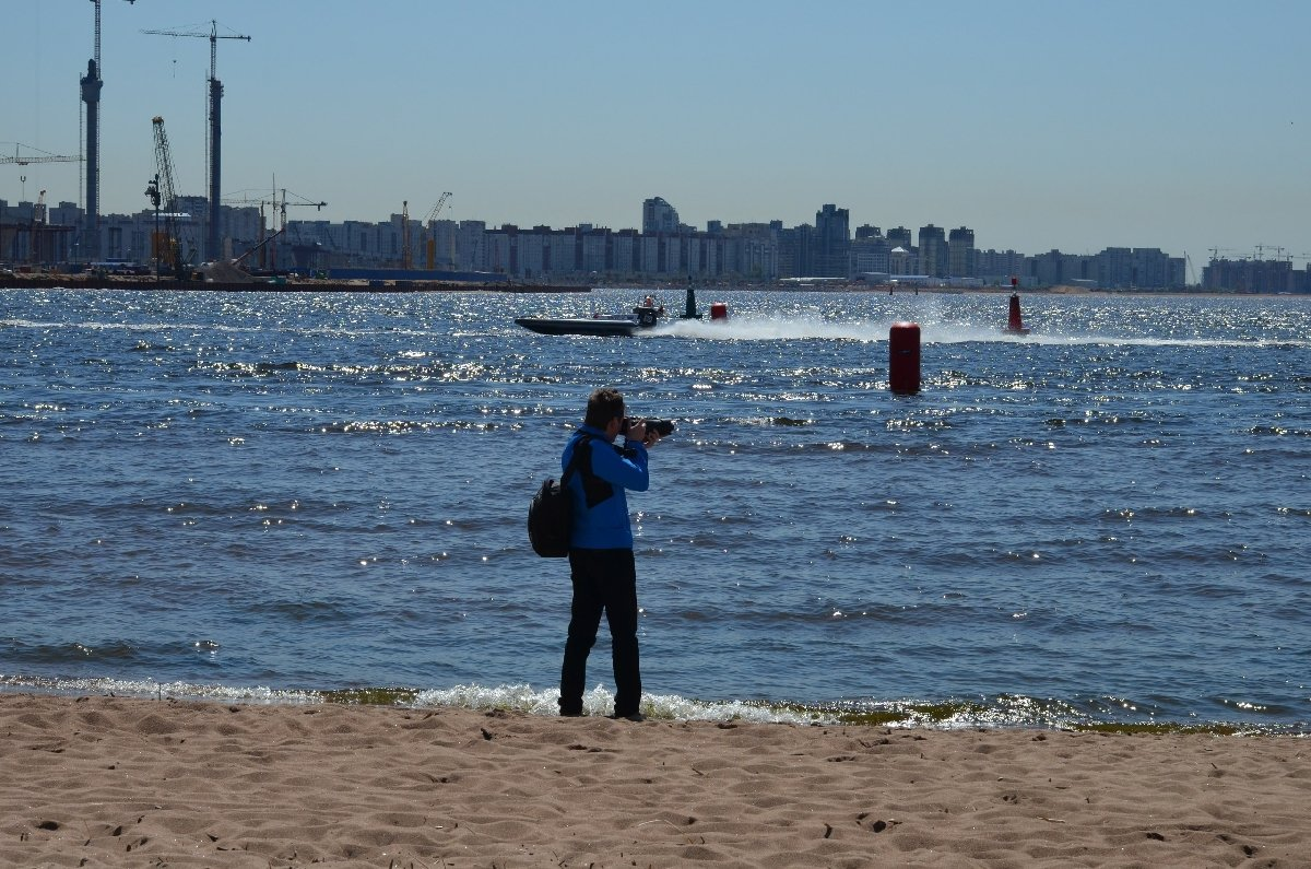 Международный молодежный водный фестиваль 2017