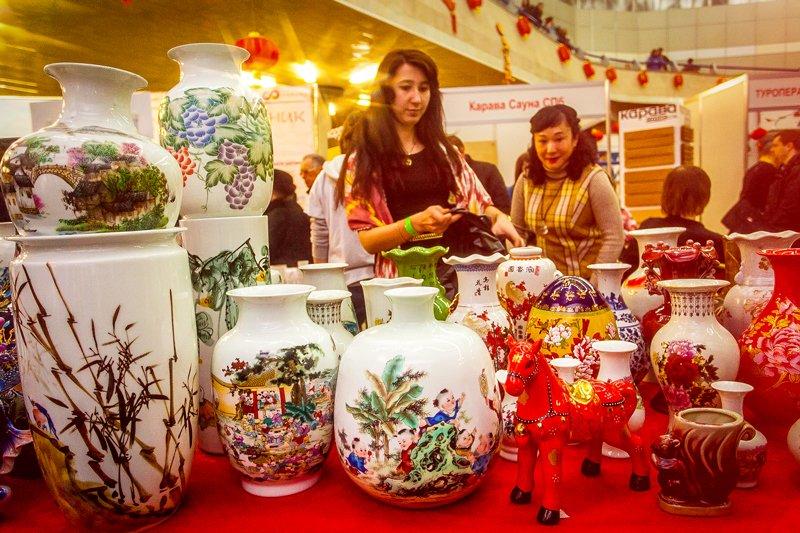 Китайский праздник весны 2016