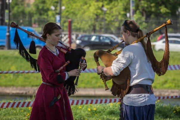 Фестиваль «Легенды норвежских викингов» 2016