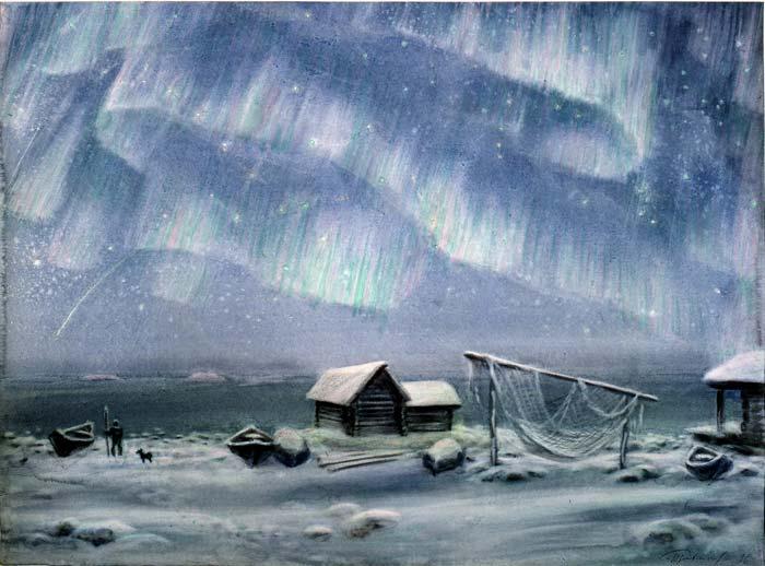 Выставка «Русский север— особая территория»