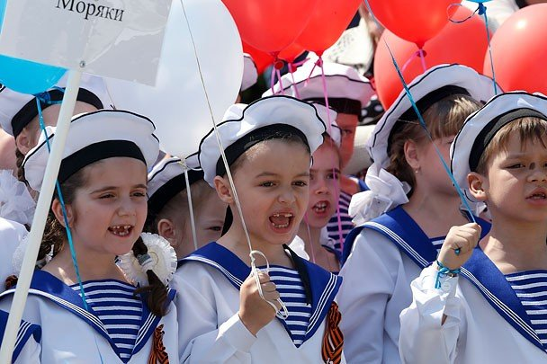 Праздник для детей «Морские приключения»