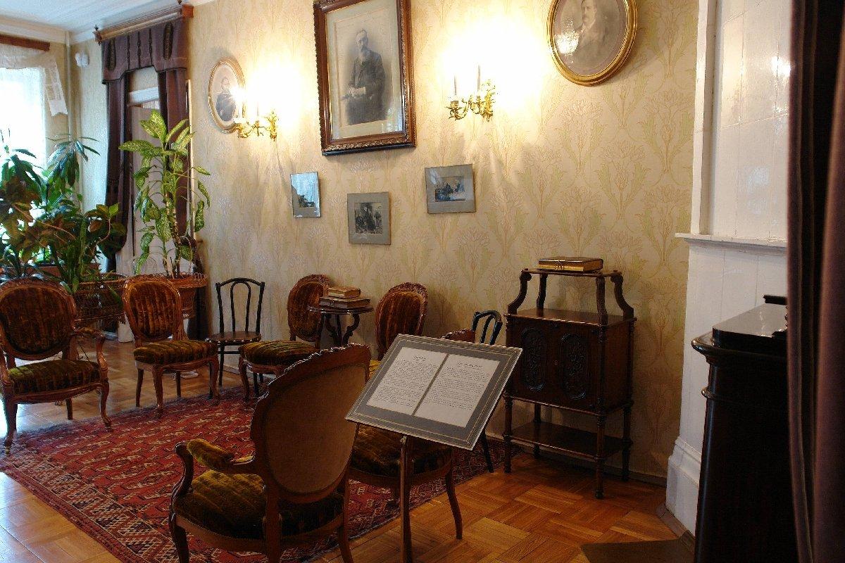 Мемориальный музей-квартира Н. А. Римского-Корсакова