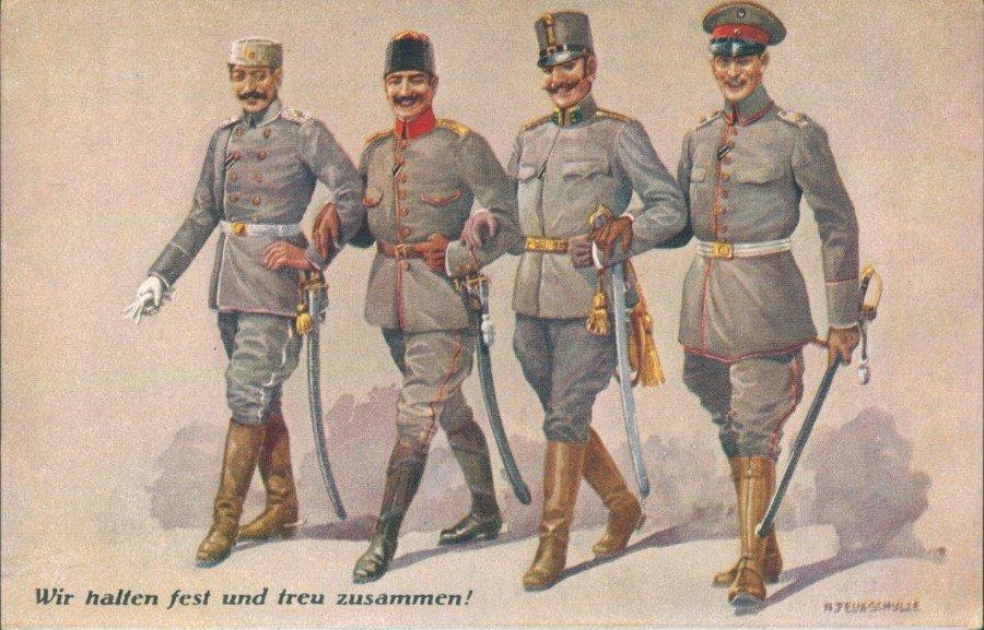 Выставка «Почтовая карточка наслужбе военной пропаганды»