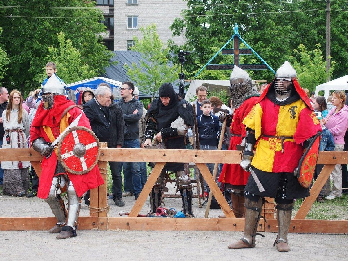 Фестиваль исторической реконструкции «Кубок Александра Невского» 2017