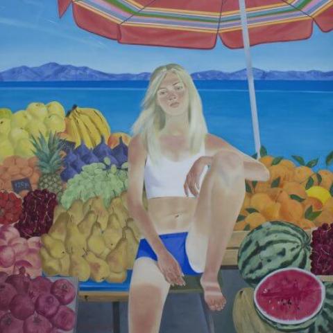 Выставка «Портрет лета»