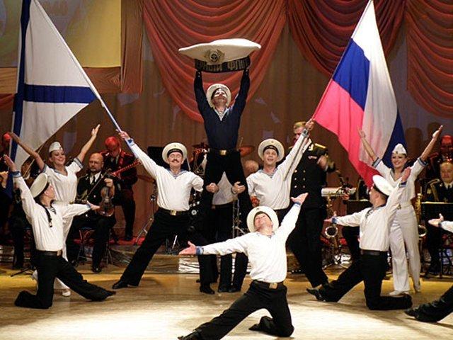 Фестиваль флотской песни «Тельняшка» 2016