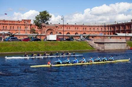 Регата «Золотые весла Санкт-Петербурга»
