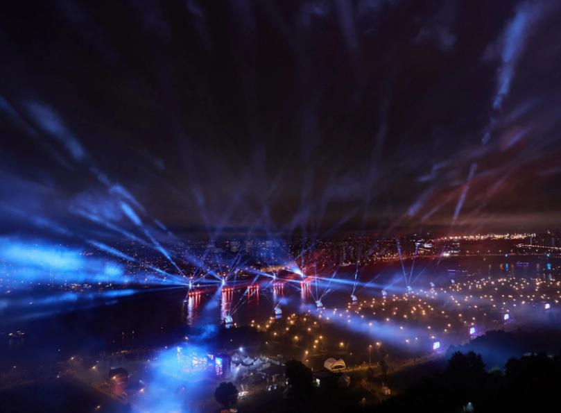 Фестиваль Фейерверков «Ростех— 2020» онлайн