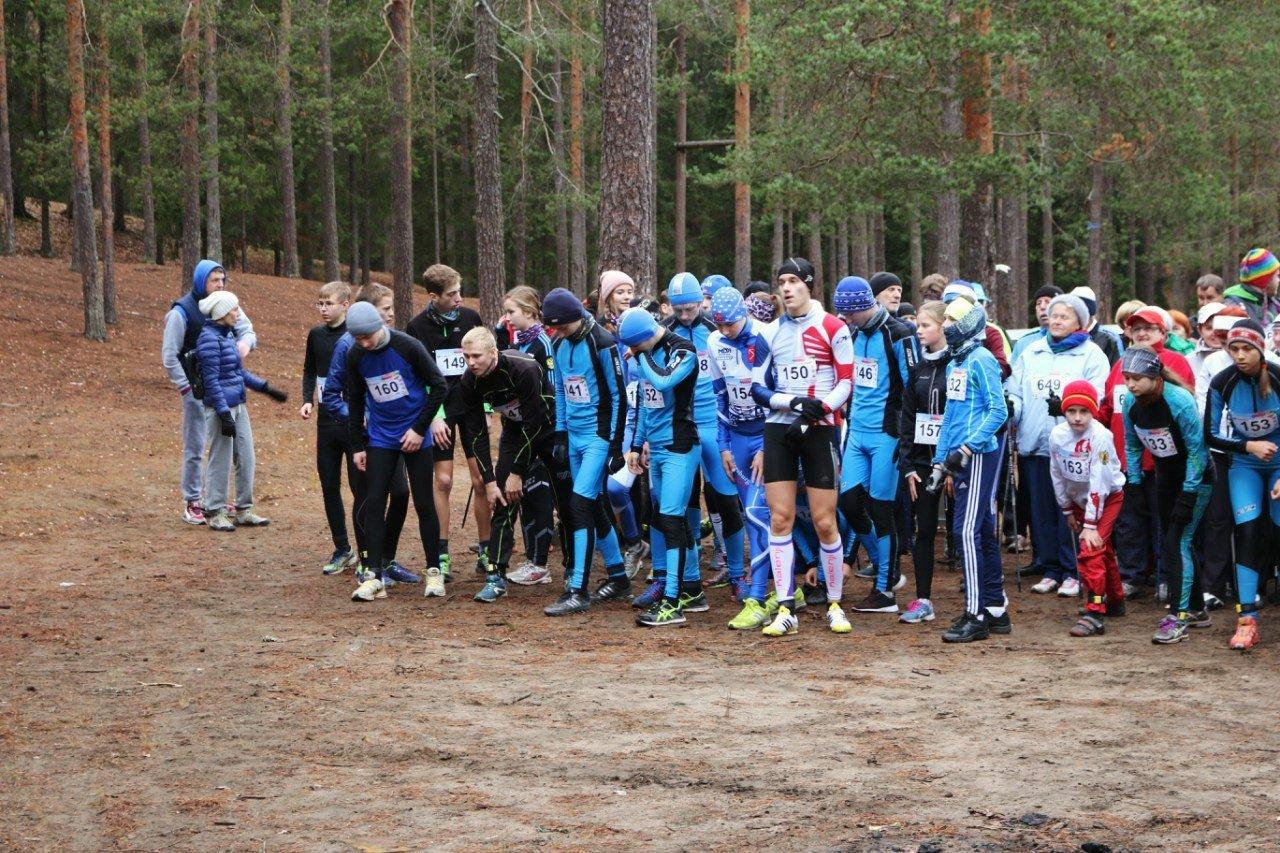 Осенний марафон 2016