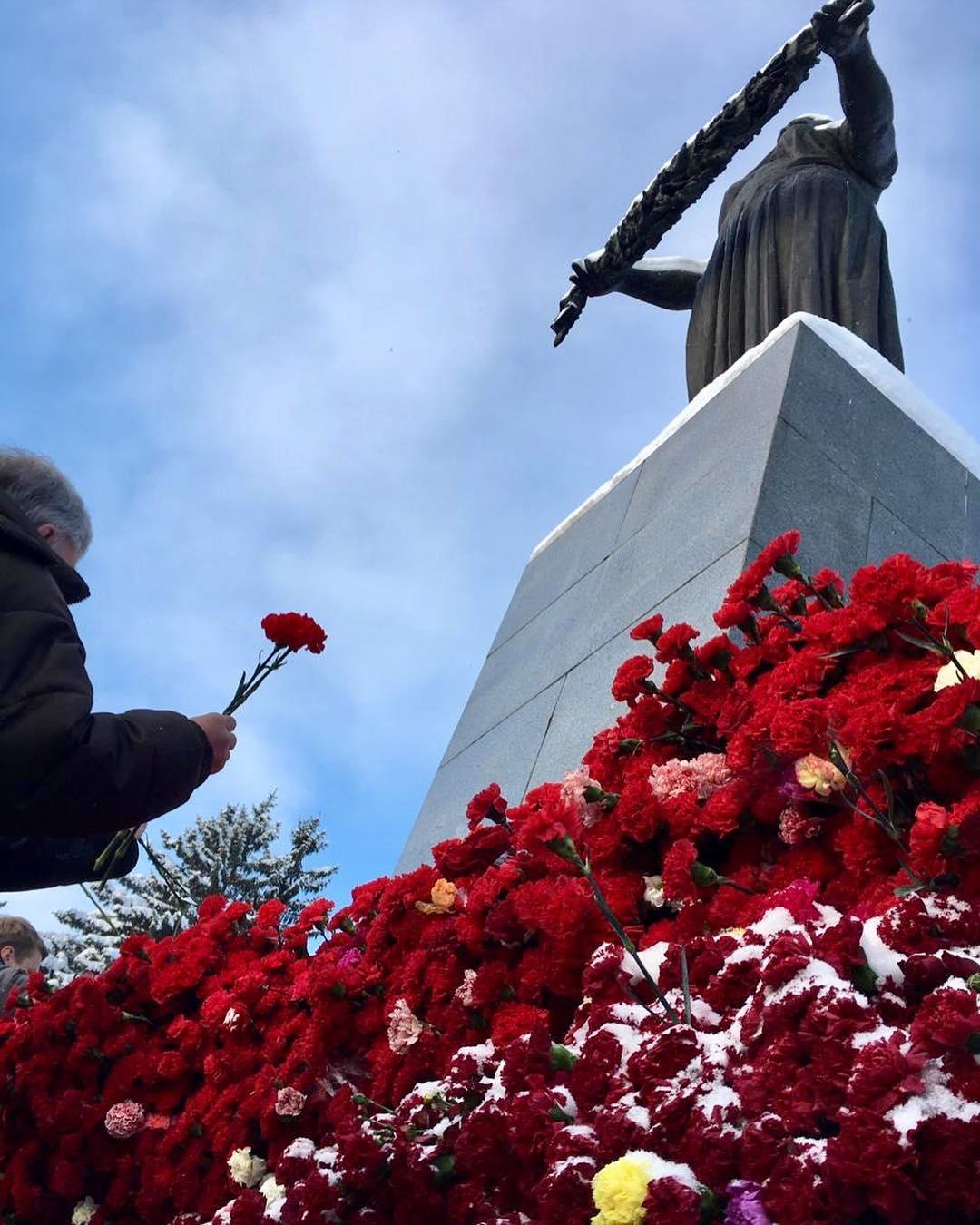 Мероприятия коДню полного снятия блокады вСанкт-Петербурге 2019