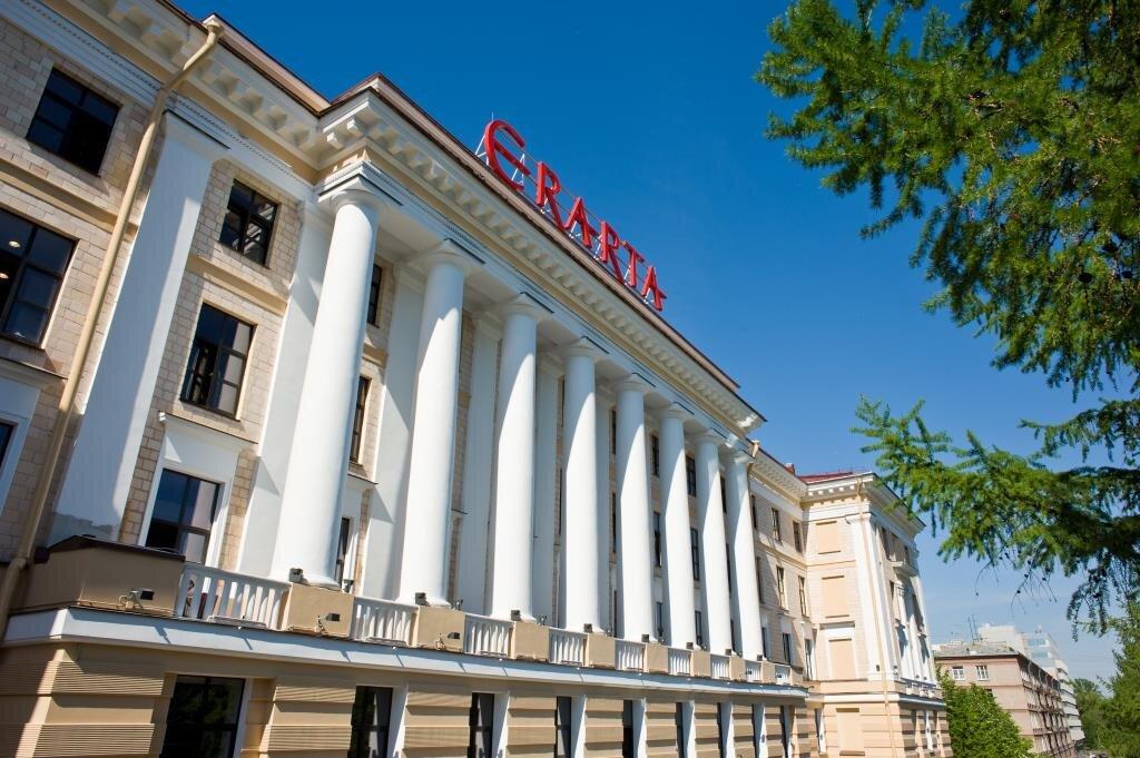 Музей Эрарта открытие 2 сентября 2020