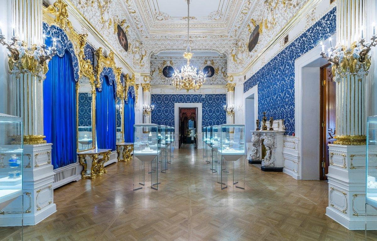 Открытие музея Фаберже лето 2020