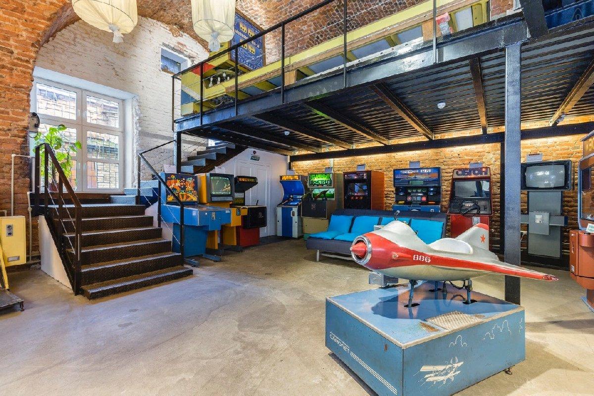 Музей игровых атоматов