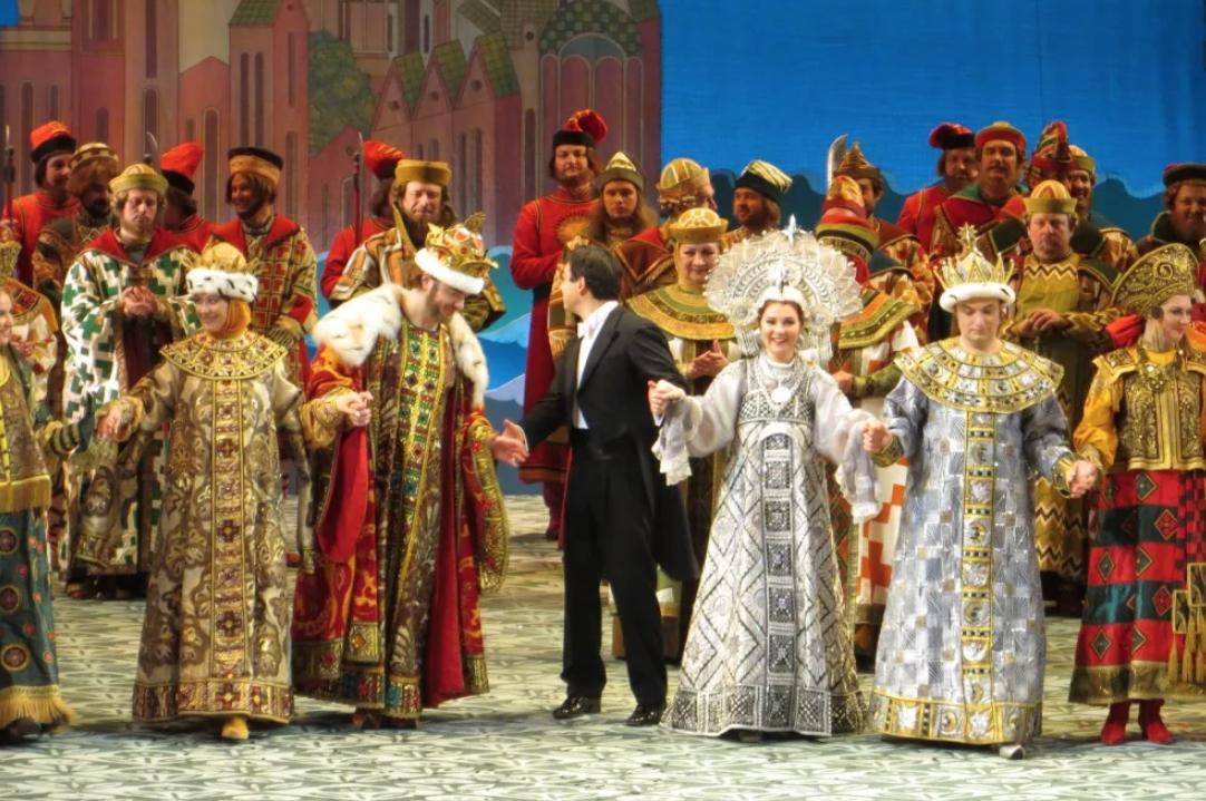 Онлайн спектакли посказкам А. С. Пушкина вМариинском театре