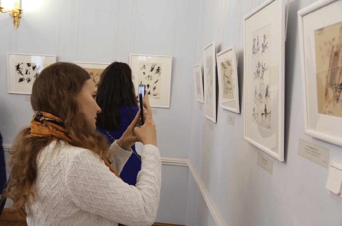 Выставка «Юбилей Пушкина вТифлисе, единственный вего жизни»
