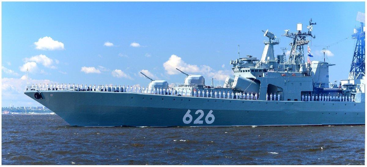 День ВМФ-2017 вКронштадте