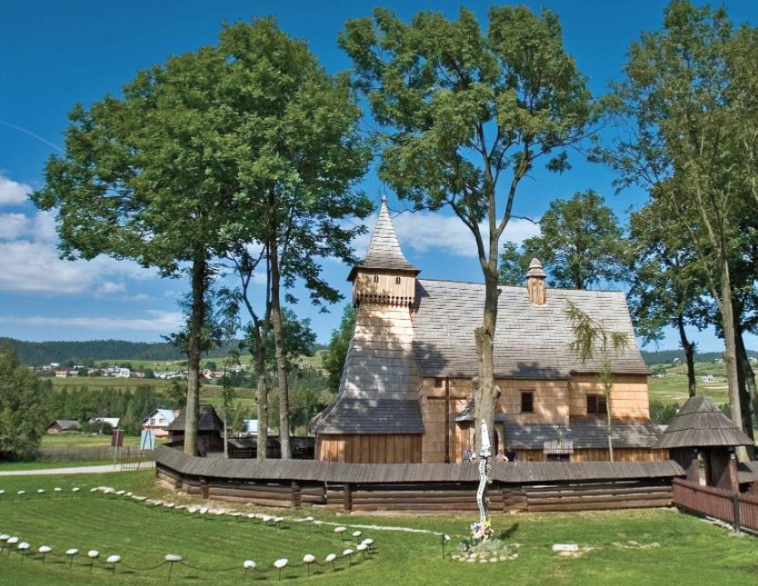 Выставка «Польша— страна объектов всемирного наследия ЮНЕСКО»