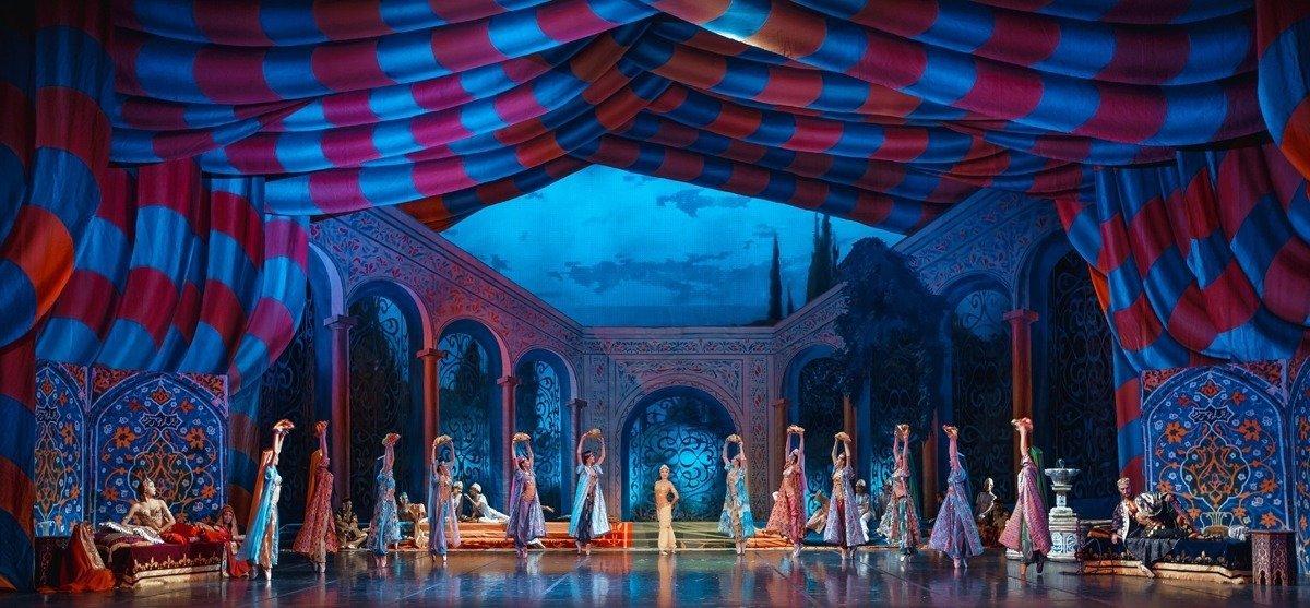 Мариинский театр— онлайн