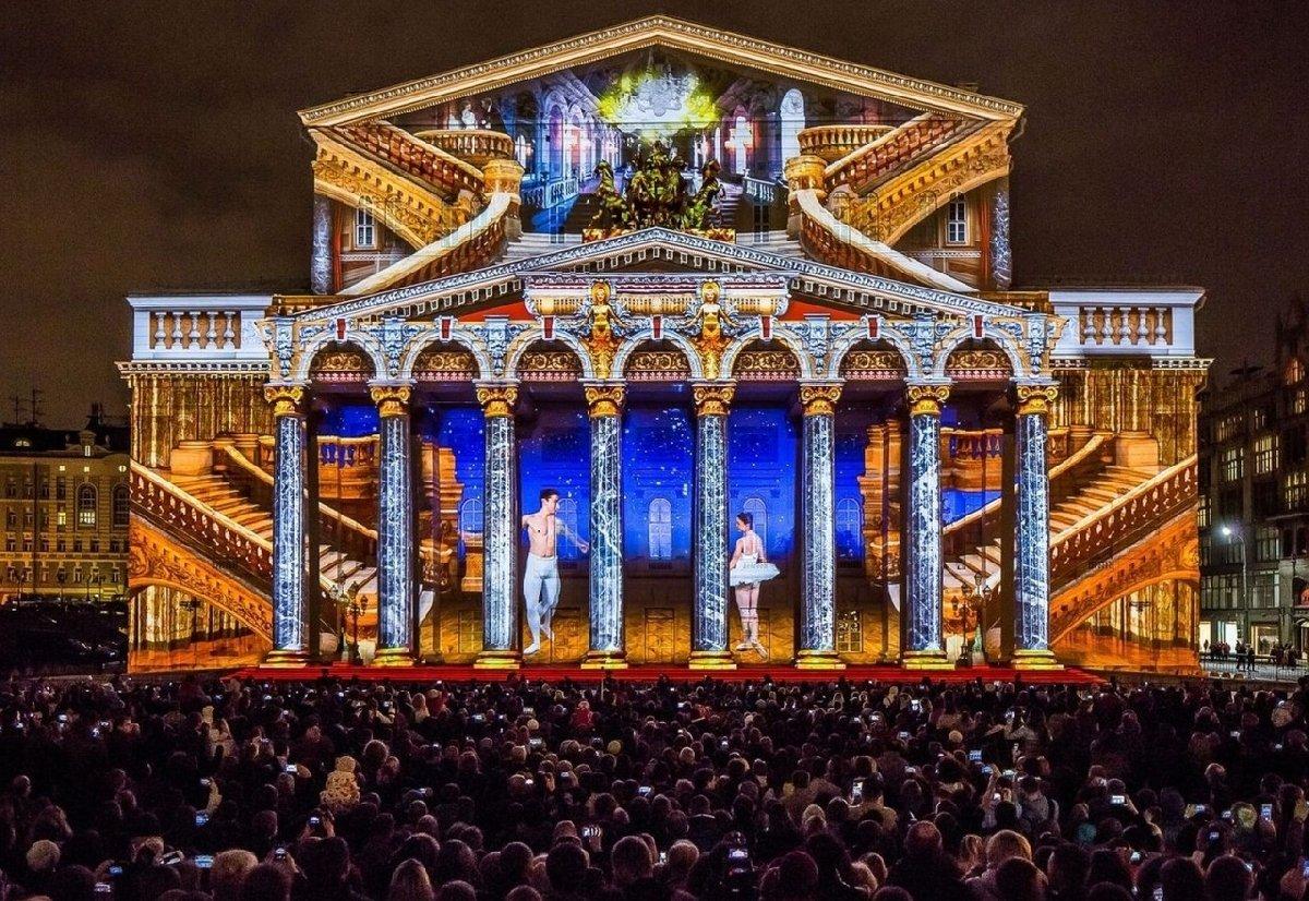 Весенний фестиваль «Чудо света-2019» вСанкт-Петербурге