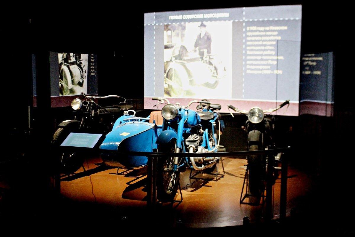 Открытие новой экспозиции «Музей науки итехники»