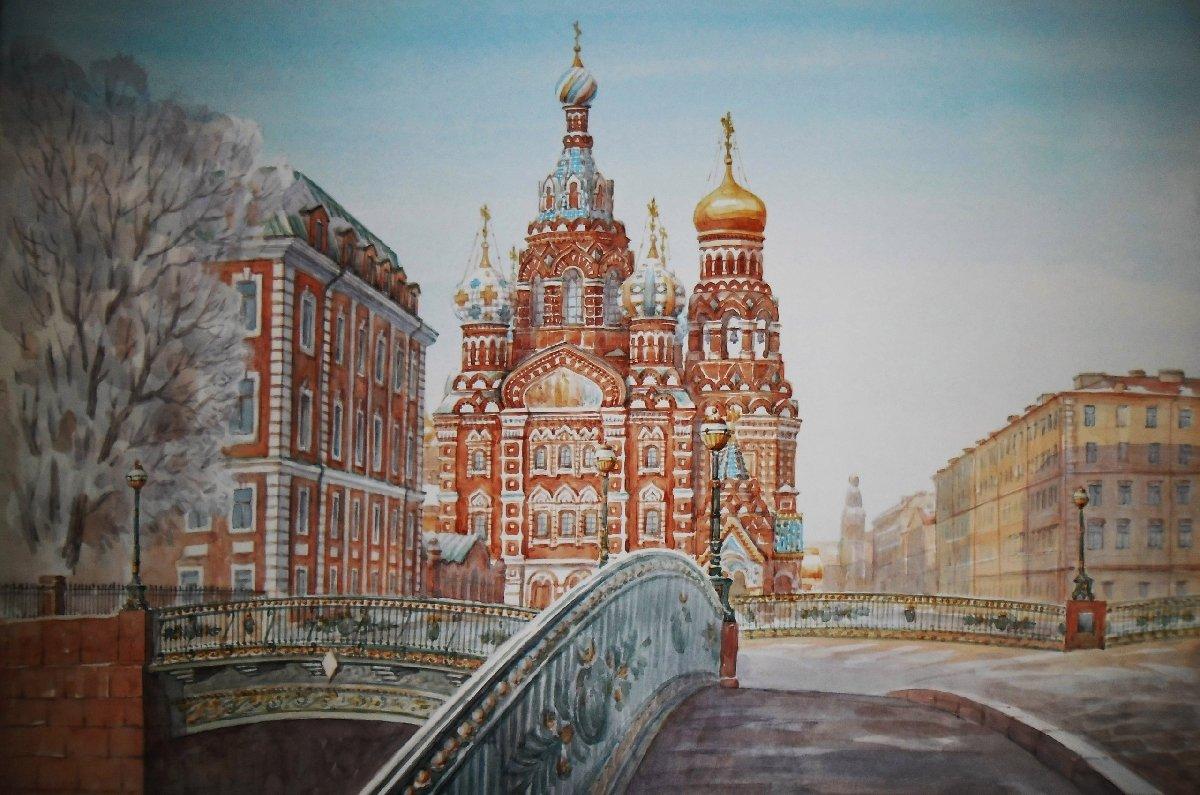 Выставка «Петербург иего окрестности»