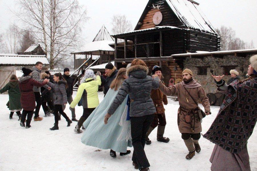 Историко-культурный центр Варяжский двор