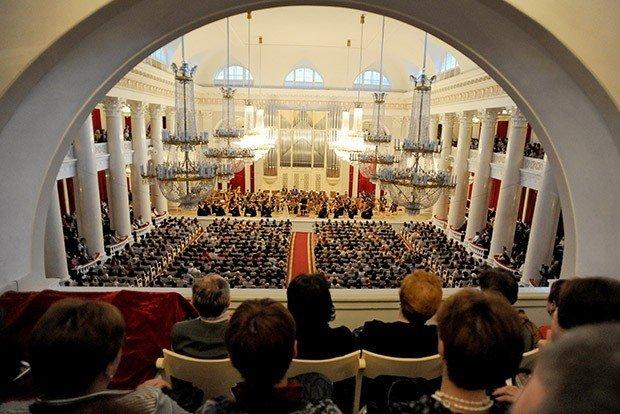 Фестиваль «Петербургская музыкальная весна» 2018